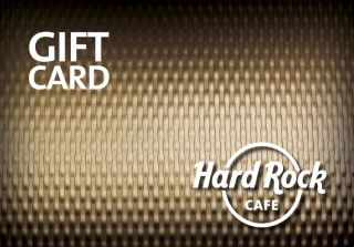 Hard Rock Gift Card