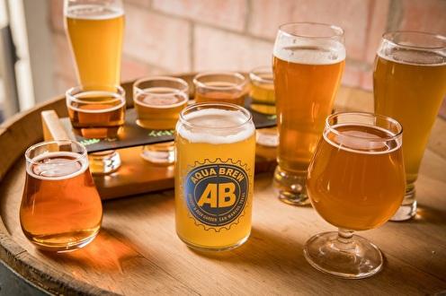 AquaBrew Brewery & Beer Garden