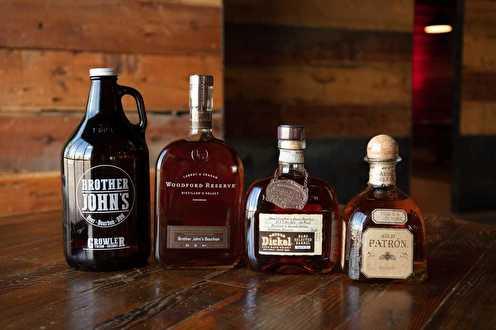 Brother John's Beer, Bourbon & BBQ