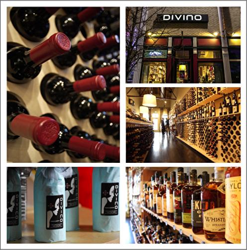 Divino Wine and Spirits