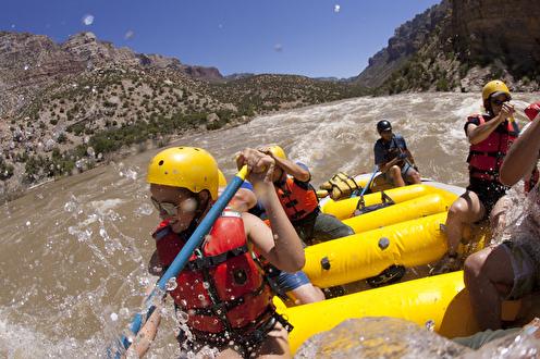 OARS Whitewater Rafting