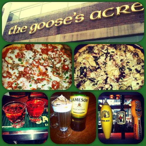 The Goose's Acre Bistro & Irish Pub