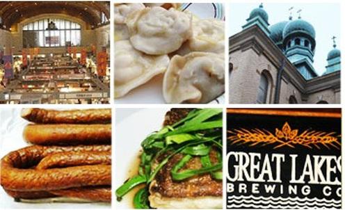 Taste Cleveland Food Tours