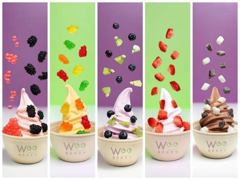 Wooberry Frozen Yogurt